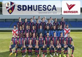 Segunda B Huesca