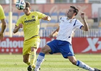 Segunda B Zaragoza Villarreal