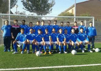 Segunda Regional B La Cartuja 2014-15