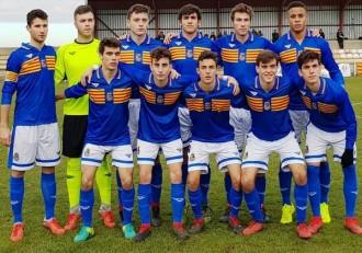 Juveniles Selecciona Aragonesa Sub-18