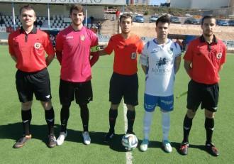 Tercera Division Borja Barbastro