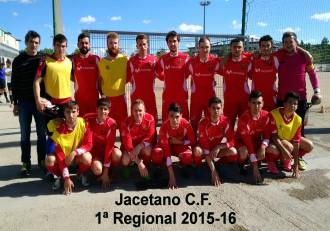 1ª Regional Jacetano