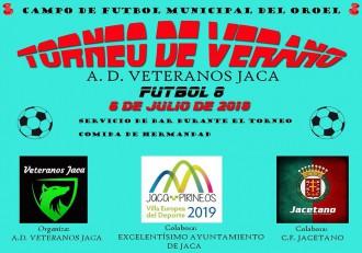 TORNEO DE VERANO - VETERANOS JACA